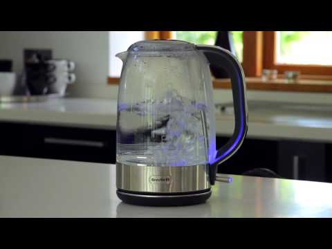 Breville Crystal Clear Glass Jug Kettle VKJ628