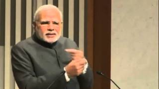 PM Narendra Modi addresses business meet in Japan (Full Speech)