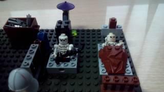 Лего кладбище (самоделки)