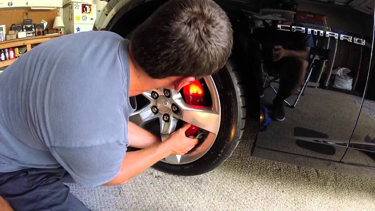 How To Install Mgp Brake Caliper Covers