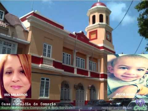 The Perez Family from Comerio, Puerto Rico  (Marc Perez)