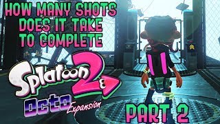 VG Myths - How Many Shots Does It Take To Complete Octo Expansion? *PART 2*