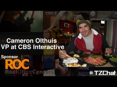 Cameron Olthuis VP at CBS Interactive | Search & Social for Startups