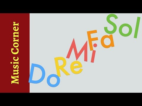 Music Theory: How to Solfege | Music Corner Breve