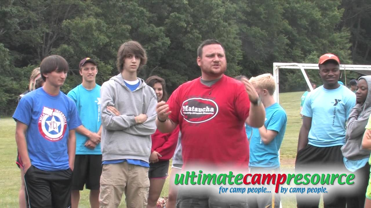 Camp Games - Is this a stick? - Ultimate Camp Resource