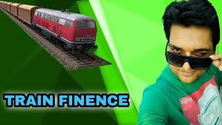 TRAIN FINANCE BY TIRMOHAN VIJAY