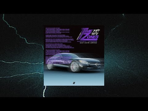 MANILA GREY - Timezones (Chopped & Screwed) (Official Audio)