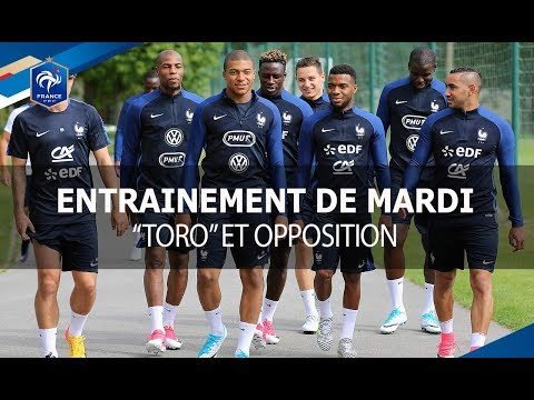"""""""Toro"""" et opposition à Clairefontaine"""