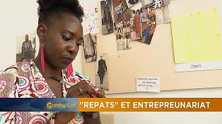 France-based returns to pursue fashion [The Morning Call]
