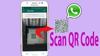 Whatsapp For Windows : How to Scan Whatsapp Web QR Code Whatsapp Login PC/ Laptop 2019 #HelpingMind