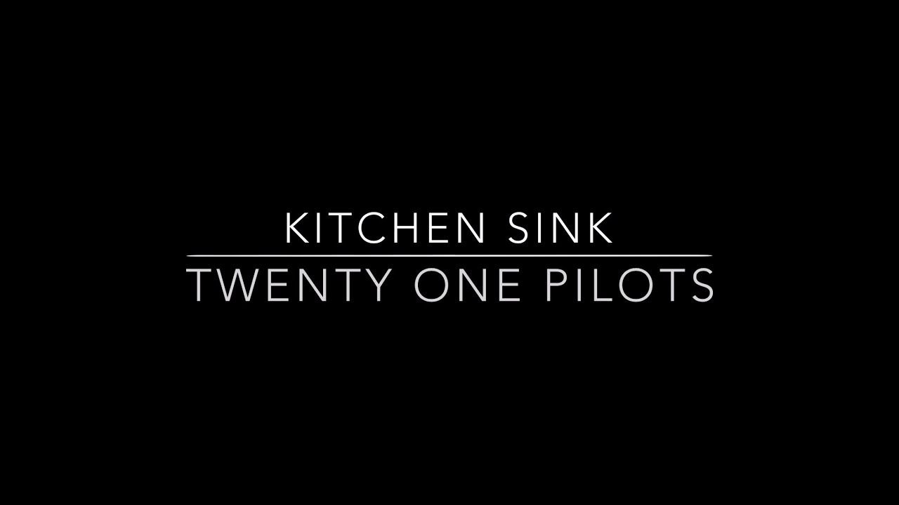 LOGO OFFICIAL MEANING? KITCHEN SINK DARK THEME?! | Twenty One Pilots ...