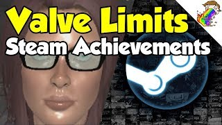 Valve Restricts Achievements on Steam to Combat Fake Games