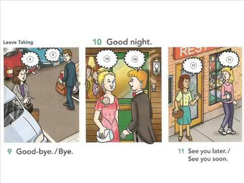 Chào hỏi bằng tiếng Anh - greeting in English - simple & easy
