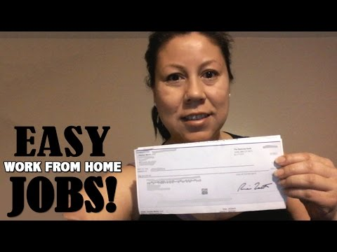 Easy Work From Home Jobs That Pay Up To $27.55 – (Apple, Assembly, CSR)