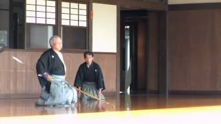 kyudo   弓道 矢渡し (2012.9.9)