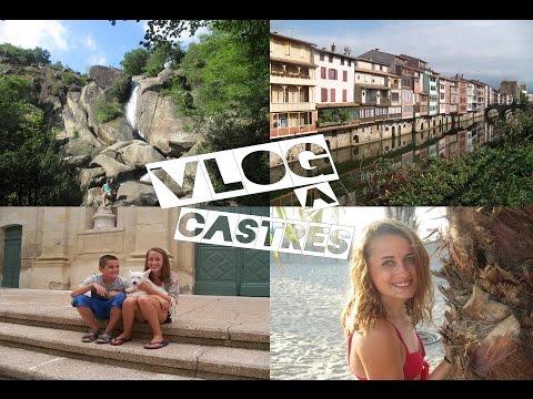 Vlog à Castres !