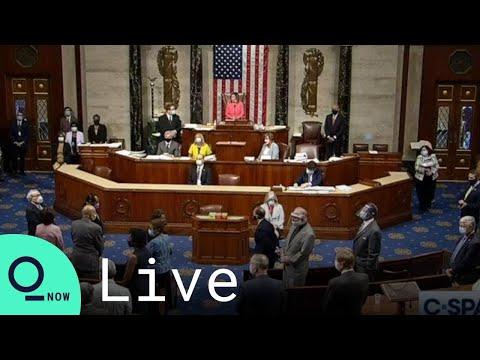 LIVE: U.S. House Votes on Bill to Decriminalize Marijuana at the Federal Level
