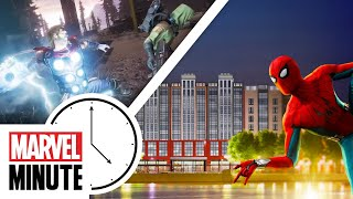 Avengers: Endgame hits Disney+ TOMORROW, a new Marvel hotel, and more! | Marvel Minute