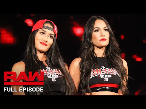 WWE Raw Full Episode, 15 October 2018