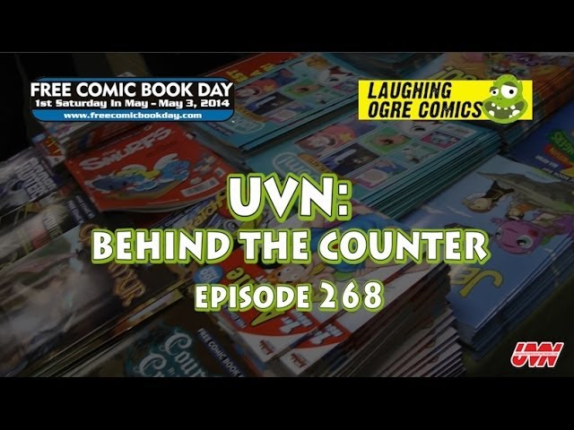 UVN: Behind the Counter 268