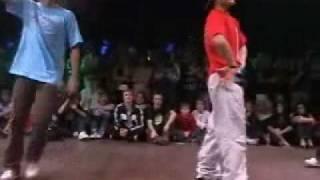 Tribal Team Poland vs. Extreme Crew (Korea)