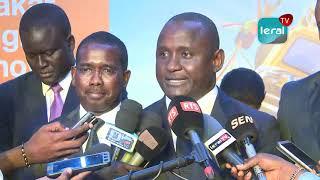 PAPA AMADOU SARR (Délégué Général DER) sur les financements des projets aux jeunes....