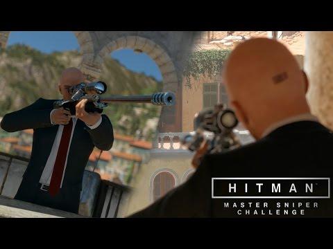 Hitman: Master Sniper Challenge (PS4)