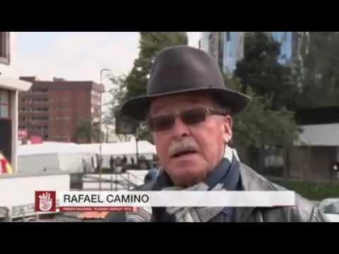 Rafael Camino, director del Ballet Jacchigua, se refiere al RUAC