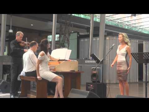 You Raise Me Up Judit Molnar soprano Greg Hartay-Szabo organ