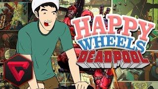 Happy Wheels: DEADPOOL