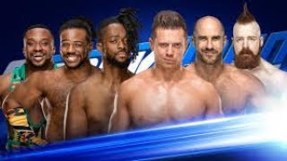 Smackdown Live 5-29-2018 summary