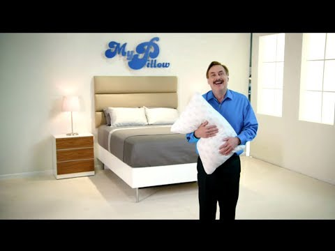 None - Deranged Man Detailed to Police, Turns Out to Be 'My Pillow' Guy Cutout