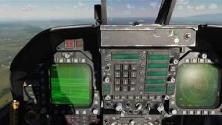 DCS: F/A-18C Hornet - AGM-65F Maverick (WIP) Introduction