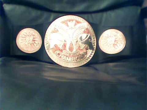 WWE UNDISPUTED WORLD TAG TEAM CHAMPIONSHIP