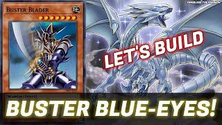 Let's Build BUSTER BLUE-EYES! LIVE [Yu-Gi-Oh! Duel Links]