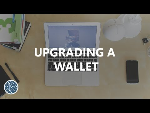 How To Safely Upgrade A Wallet (Litecoin/Bitcoin)