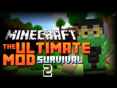 Ultimate Mod Survival II – #67 Normalnie horror :/