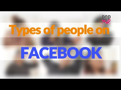 Different Types Of Facebook Users   Super Funny Video - POPxo Comedy