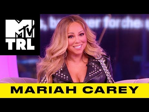 Mariah Carey Thanks the Lambily for Their #JusticeForGlitter Takeover | TRL