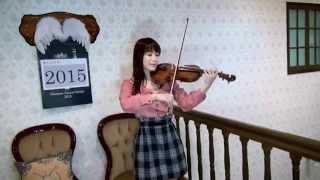 新世紀エヴァンゲリオン「残酷な天使のテーゼ」 石川綾子 ヴァイオリン演奏 thumbnail
