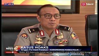 Lagi, Polisi Tetapkan Tersangka dalam Kasus Hoaks 7 Konteiner Surat Suara - SIP 08/01