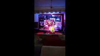 aa ante amlapuram- dance performance by Harshita Negi