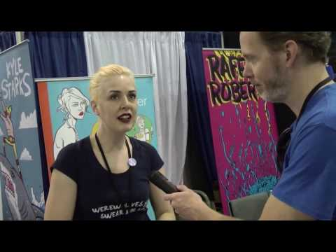 Comic Culture at Heroes Con 2016