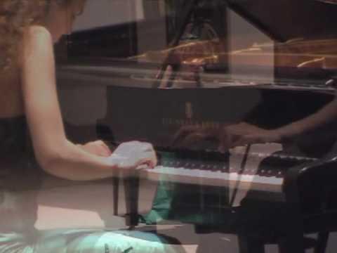 18-year-old Danae Doerken, J. Brahms op.118, 5