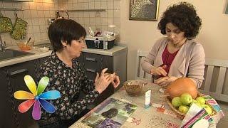 видео Маска для лица из тыквы в домашних условиях