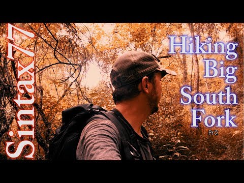 Hiking Big South Fork Pt 2 – Tennessee Hammock Camping & Backpacking