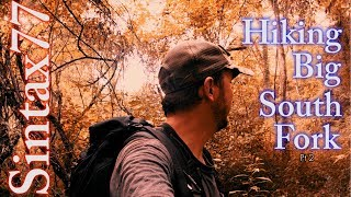 Hiking Big South Fork Pt 2 - Tennessee Hammock Camping & Backpacking
