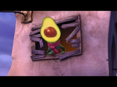 Let it Grow but it's FR E SH A VOCA DO (Fresh Avocado Vines)