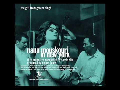 Nana Mouskouri - I Get A Kick Out Of You (1962)