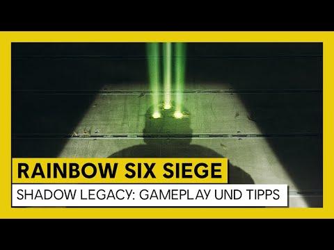 Tom Clancy's Rainbow Six Siege – Shadow Legacy : Gameplay und Tipps | Ubisoft [DE]